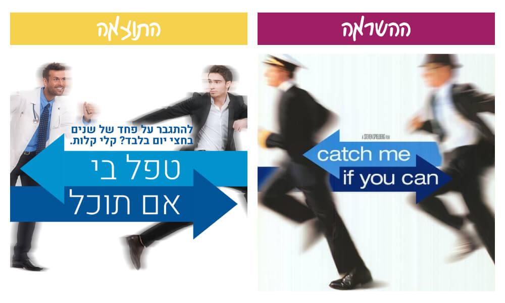 קמפיין דיגיטל אהוי קריאייטיב פייסבוק שמרלינג משרד פרסום