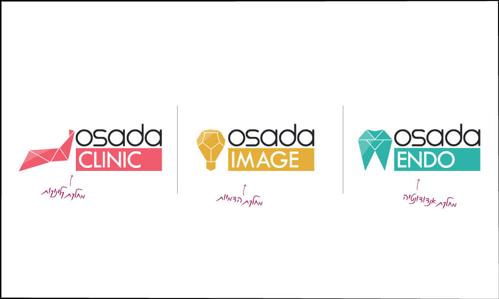 מיתוג סטודיו למיתוג עיצוב לוגו מיתוג חברה מיתוג מרפאה אהוי קריאייטיב